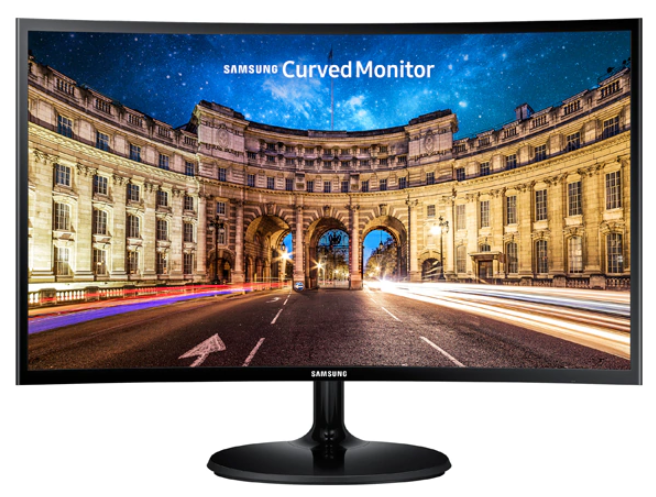 Samsung CF390 Series Curved Desktop Monitor