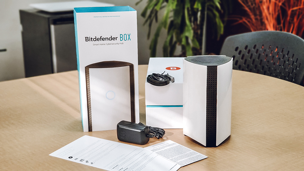 Bitdefender BOX (Outsde of the Box)